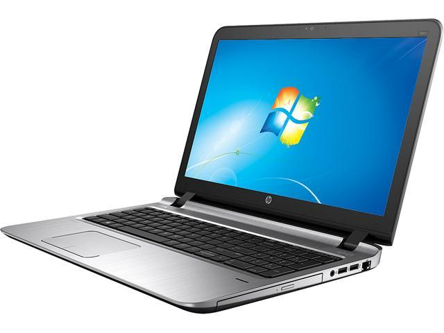HP ProBook 450 G3 (T1B70UT#ABA) Laptop - Intel Core i5 6200U (2 30 GHz) 8  GB DDR3 500 GB SSHD Intel HD Graphics 520 15 6
