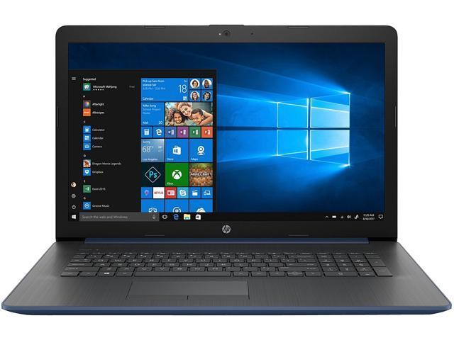 HP 15-db0008ds Laptop - AMD A9-9425 (3 10 GHz) 8 GB Memory 128 GB SSD AMD  Radeon R5 15 6