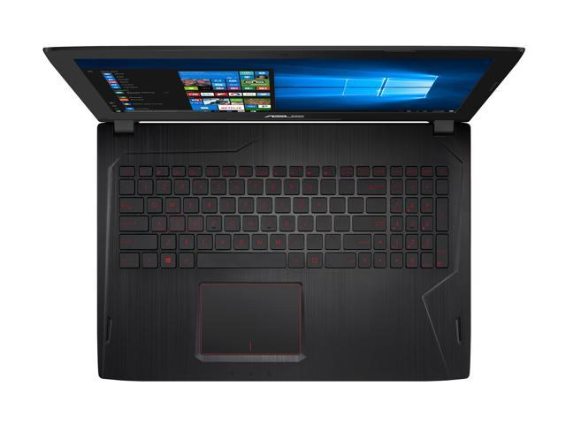 ASUS FX502VM-AS73 Gaming Laptop Intel Core i7 7th Gen 7700HQ (2 80 GHz) 16  GB DDR4 Memory 1 TB HDD 128 GB SSD NVIDIA GeForce GTX 1060 3 GB GDDR5 VR