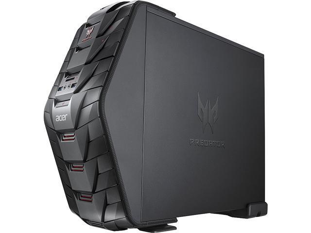 Acer Desktop Predator G3 G3-710-UR11 Intel Core i5 7th Gen 7400 (3 00 GHz)  12 GB DDR4 1 TB HDD 128 GB SSD NVIDIA GeForce GTX 1060 Windows 10 Home -