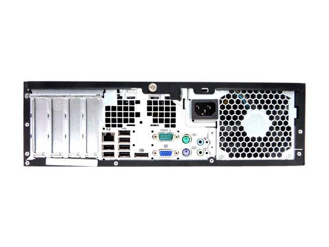 Refurbished: HP Compaq Desktop Computer 6000 Pro Core 2 Duo E8400 (3 00  GHz) 4 GB DDR3 160 GB HDD Windows 10 Home 64-Bit - Newegg com