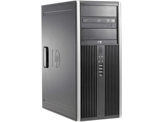 Refurbished: HP Compaq 8100 Elite CMT PC - Intel Core i5 650 1st Gen 3 2  GHz 8GB 500GB HDD DVD-RW Windows 10 Pro 64-Bit - Newegg com