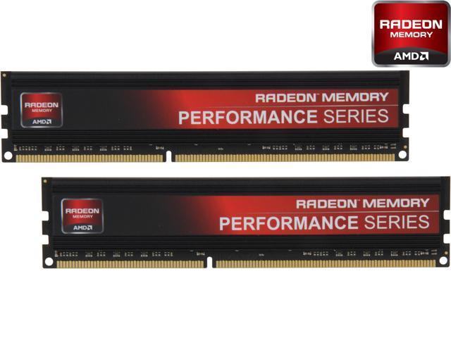 AMD Performance Edition 16GB (2 x 8GB) 240-Pin DDR3 SDRAM DDR3 1866 (PC3  14900) Desktop Memory Model Radeon RP1866 (AP316G1869U2K) - Newegg com