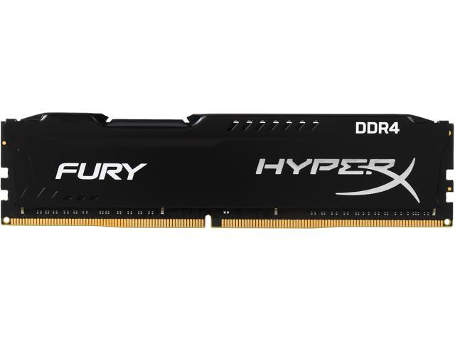 HyperX FURY 8GB 288-Pin DDR4 SDRAM DDR4 2133 (PC4 17000) Desktop Memory  Model HX421C14FB/8 - Newegg com