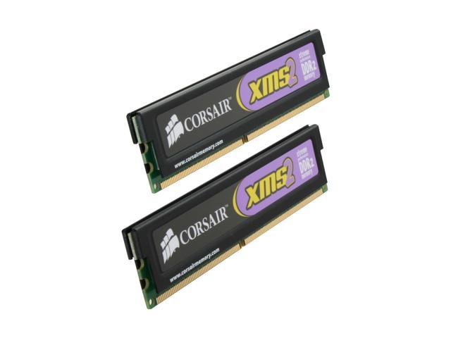 Corsair XMS2 2GB PC2-6400 DDR2 Desktop ram