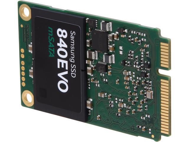 SAMSUNG 840 EVO mSATA 1TB SATA III TLC Internal Solid State Drive (SSD)  MZ-MTE1T0BW - Newegg com