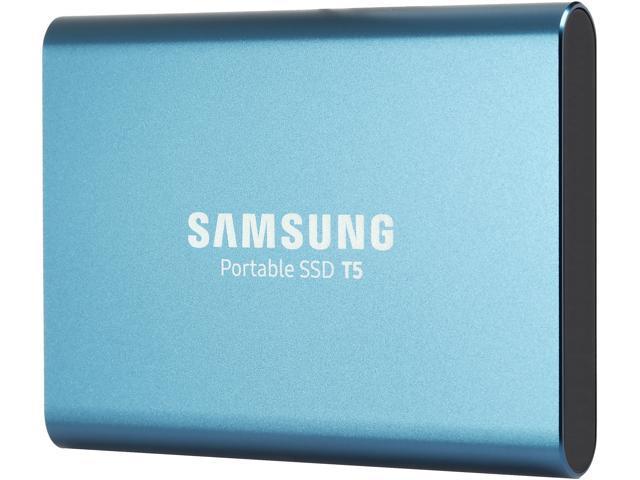 250GB Samsung Portable SSD T5 USB 3.1 External Solid State Drive MU-PA250B