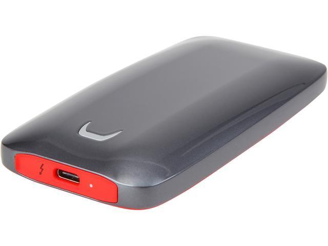 SAMSUNG X5 1TB Thunderbolt 3 V-NAND 3-bit MLC External Solid State Drive