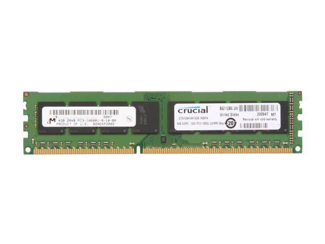 Crucial Ballistix Sport 4GB DDR3 1333MHz PC3-10600 1.5V BLS4G3D1339DS1S00 1333