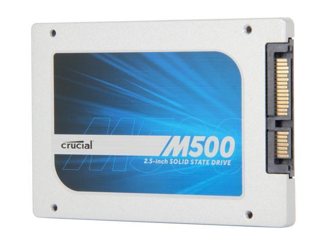 crucial m4 vs m500 mac