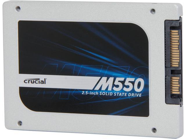 Micron M.2 64GB Solid State SSD M550 2280 SATA 6GB//s NAND MLC Flash 5 available