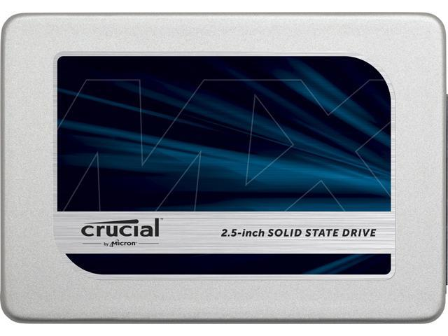 "Crucial MX300 2.5"" 275GB SATA III 3D NAND Internal Solid State Drive (SSD) CT275MX300SSD1"