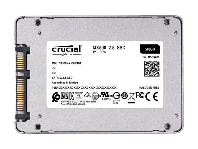 HP SSD 500 GB S700 M.2 560MB//s Read 510MB//s Write Solid State Drive New ct