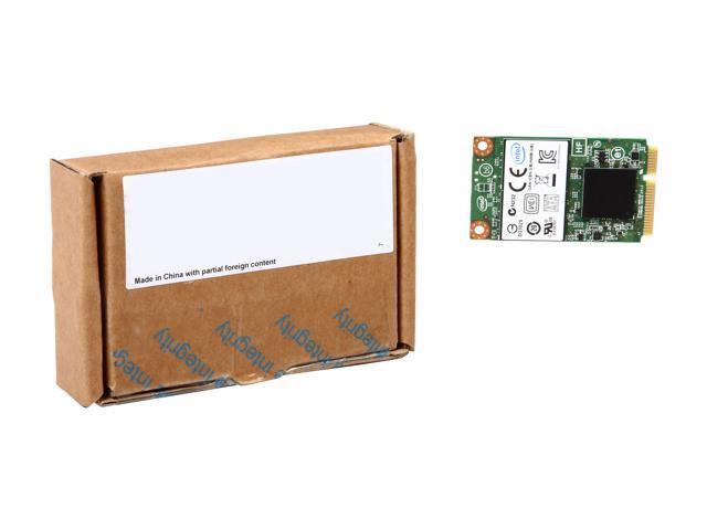 Intel 530 Series mSATA 240GB SSD SSDMCEAW240A401