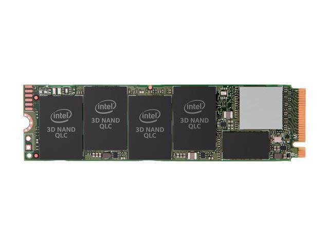 Intel 660p Series M.2 2280 1TB PCI-Express 3.0 x4 3D NAND Solid State Drive SSD