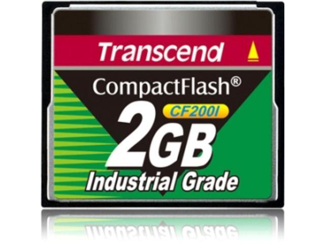 Transcend Industrial GRADE CompactFlash 2GB TS2GCF200I