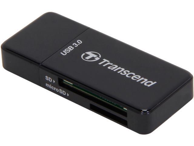 Transcend TS-RDF5K USB 3.0 Support SDHC (UHS-I), SDXC (UHS-I