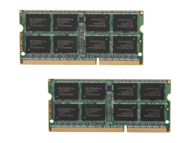 2 x 4GB MC702G//A Certified for Apple 8GB RAM kit DDR3 1333MHz 204-Pin SODIMM