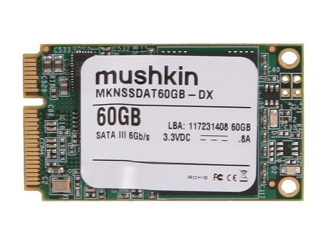 MUSHKIN ATLAS DELUXE MSATA 60GB SSD WINDOWS 7 64BIT DRIVER