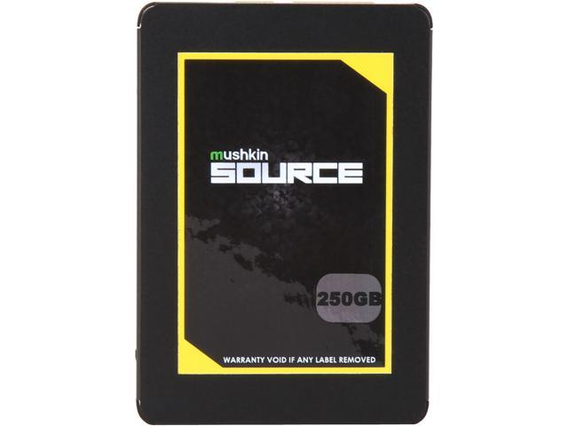 6Gb//s Mushkin Source-II 3D Vertical TLC 240GB Internal Solid State Drive SSD MKNSSDS2240GB - 2.5 Inch 7mm SATA III