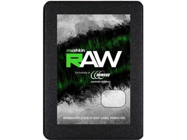 Mushkin Enhanced RAW Series 2TB External Solid State Drive
