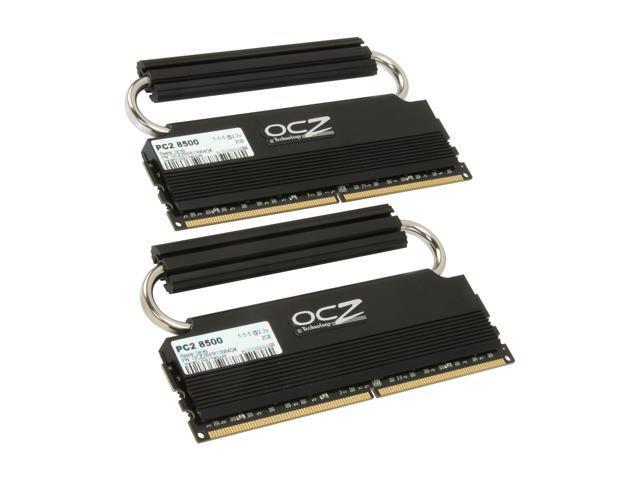 Ocz reaper hpc edition 4gb (2 x 2gb) 240-pin ddr3 sdram ddr3 1600.