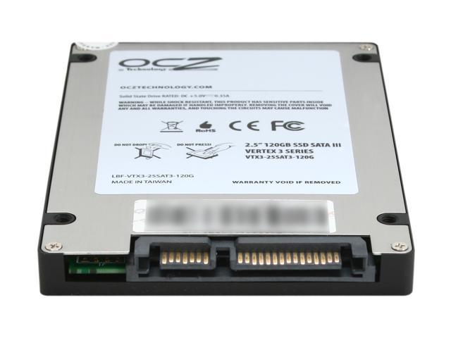 Write 520MB//s Read 550MB//s and Max VTX3-25SAT3-120G.20 OCZ Technology 120G Vertex 3 Series 20nm MLC 2.5-Inch SATA III Solid State Drive with Max