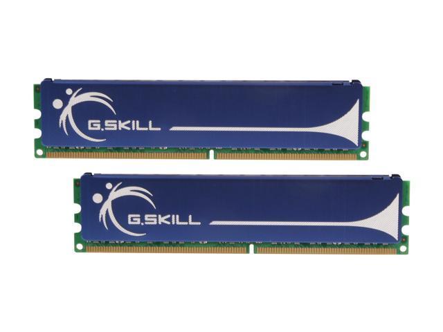 Used - Like New: G SKILL 4GB (2 x 2GB) 240-Pin DDR2 SDRAM DDR2 800 (PC2  6400) Dual Channel Kit Desktop Memory Model F2-6400CL5D-4GBPQ - Newegg com