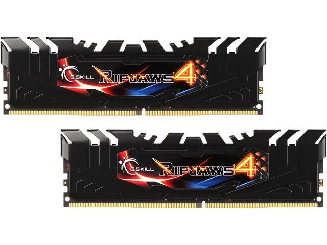 G.SKILL Ripjaws 4 Series 16GB 2 x 8GB 288-Pin DDR4 SDRAM DDR4 3000 PC4 24000