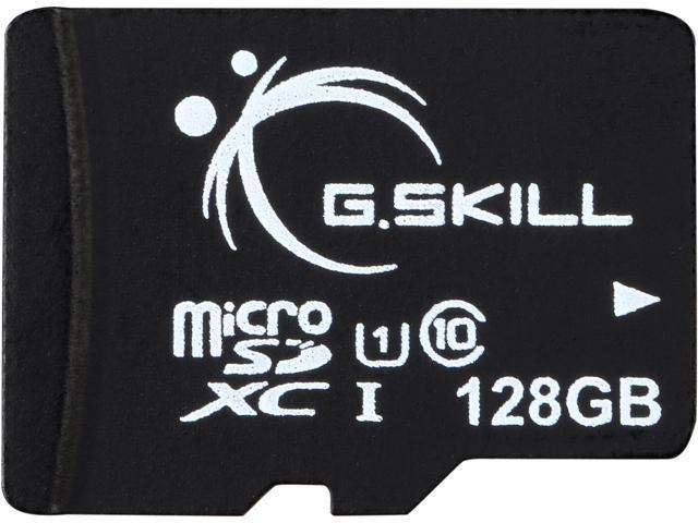 G Skill 128GB microSDXC UHS-I/U1 Class 10 Memory Card with OTG  (FF-TSDXC128GC-U1) - Newegg com