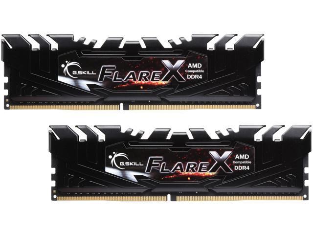 G SKILL Flare X Series 16GB (2 x 8GB) 288-Pin DDR4 SDRAM