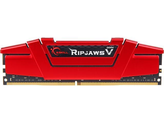 G SKILL Ripjaws V Series 16GB 288-Pin DDR4 SDRAM DDR4 3600