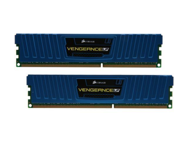 Desktop PC3 12800 CORSAIR Vengeance 8GB 2 x 4GB 240-Pin DDR3 SDRAM DDR3 1600