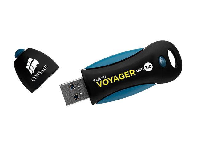 Corsair 16GB Voyager USB 3 0 Flash Drive, Speed Up to 200MB