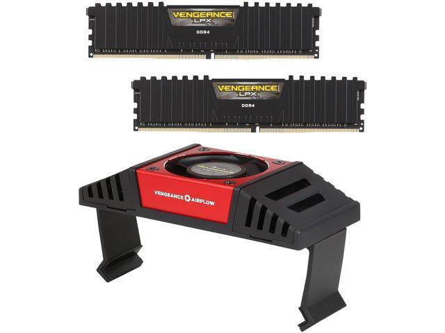 CORSAIR Vengeance LPX 32GB (2 x 16GB) 288-Pin DDR4 SDRAM DDR4 3600 (PC4  28800) Desktop Memory Model CMK32GX4M2K3600C16 - Newegg com