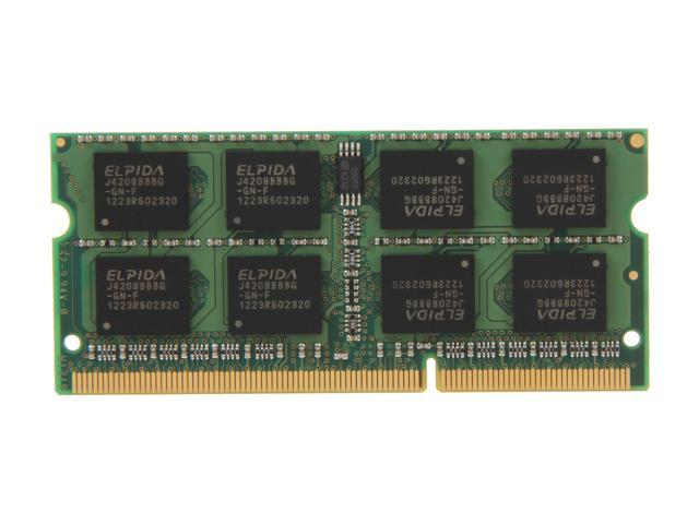 Kingston Memory KVR16LS11//8 8GB DDR3 1600 SODIMM 1.35V Retail