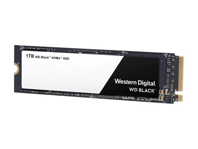 WD Black NVMe M 2 2280 1TB PCI-Express 3 0 x4 3D NAND Internal Solid State  Drive (SSD) WDS100T2X0C - Newegg com