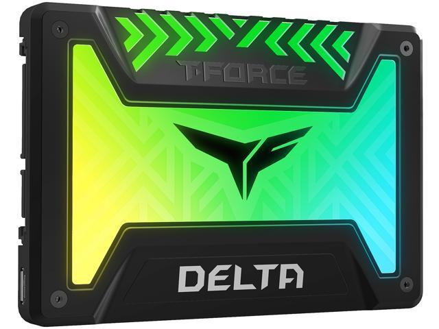 Team Group T-FORCE DELTA RGB SSD 2 5