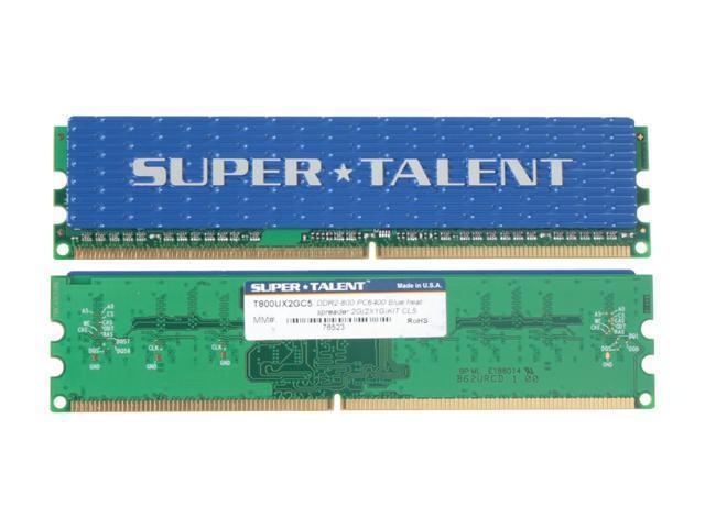 PC2-6400 RAM Memory Upgrade for The Biostar USA TForce TForce 550 1GB DDR2-800