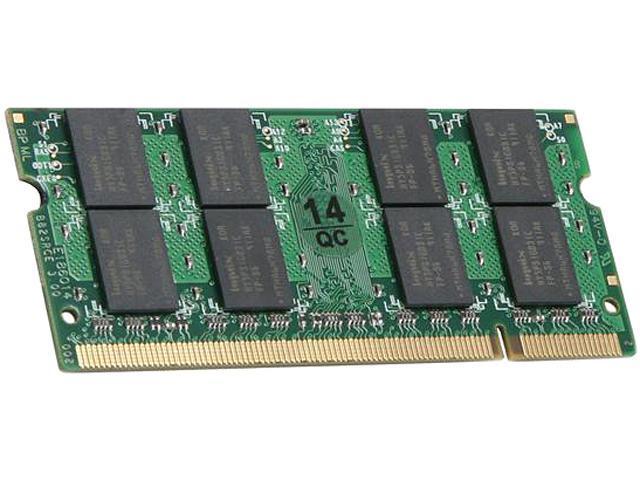 Total Micro 2GB 200 Pin DDR2 SO DIMM 800 PC2 6400