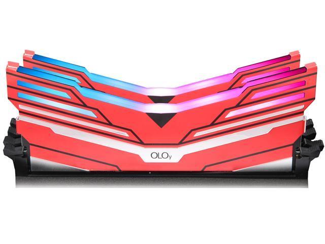 OLOy WarHawk RGB 16GB (2 x 8GB) PC4-24000 Desktop Memory