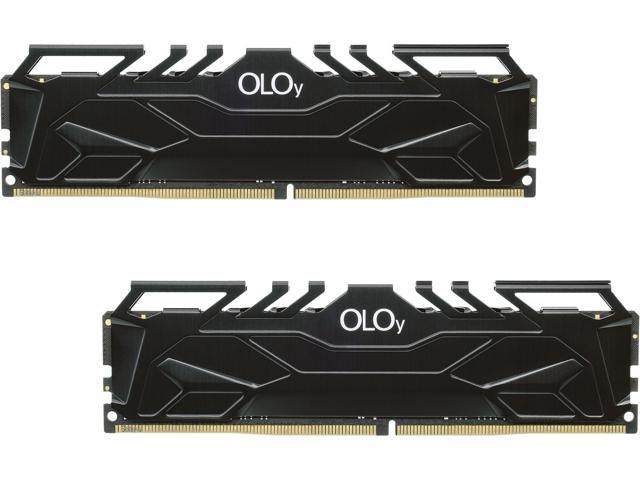 OLOy MD4U0836180BHKDA 16GB (2 x 8GB) PC4-28800 Desktop Memory