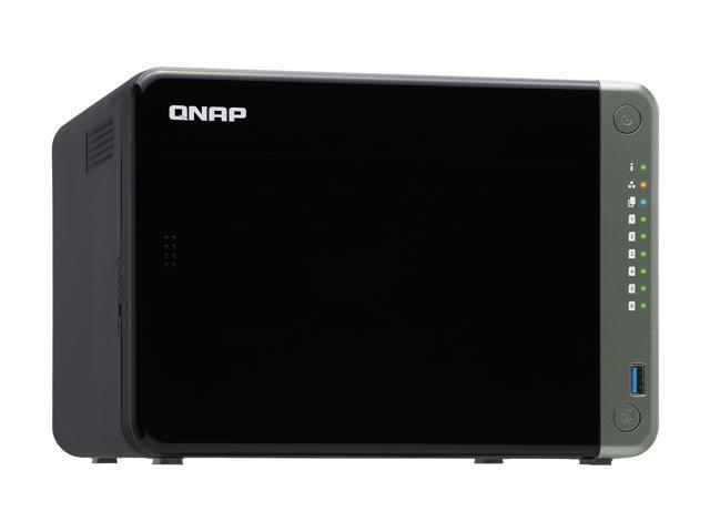 QNAP TS-653D-4G-US Diskless System Network Storage