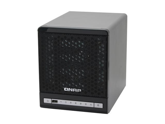 QNAP TS-409 Pro Diskless System 4-Bay Hot-swappable RAID 0/1/5/6/JBOD NAS  for business - Newegg com