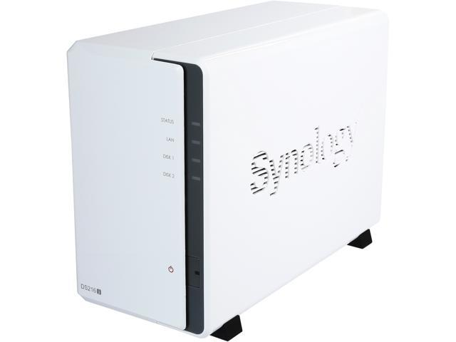Synology DS216j NAS DiskStation - Newegg com