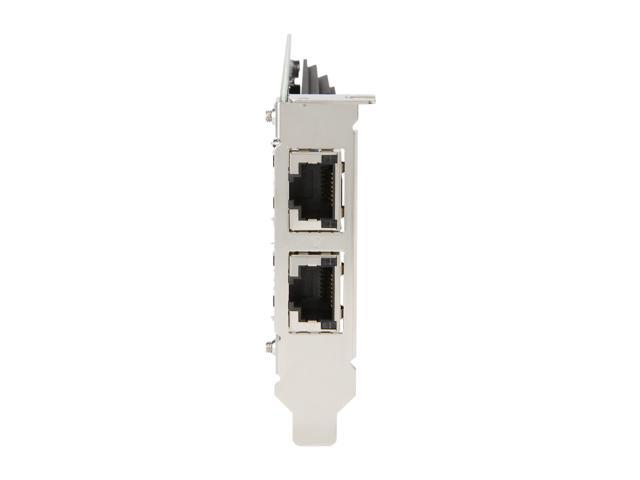 Synology 10Gb Ethernet Adapter 2 RJ45 (E10G18-T2) - Newegg com