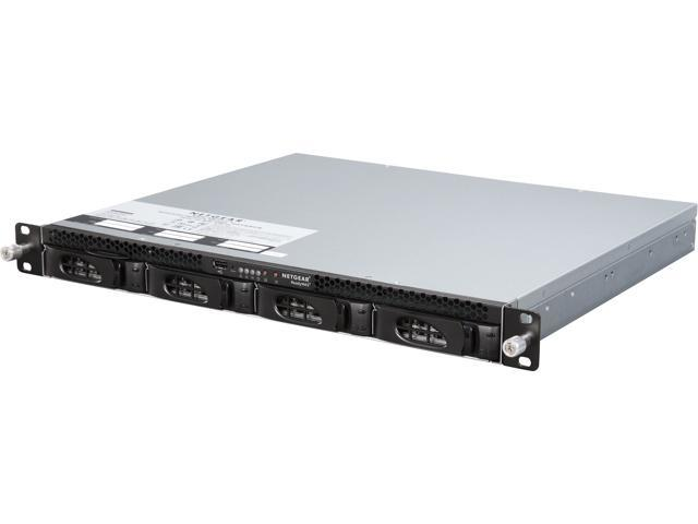 NETGEAR ReadyNAS 3138 1U Rackmount 4-Bay Network Attached Storage, Diskless  (RN3138-100NES) - Newegg com