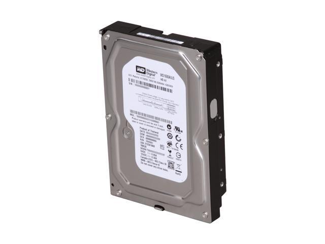 Western Digital AV WD1600AVJS 160GB 7200 RPM 8MB Cache SATA 3 0Gb/s 3 5