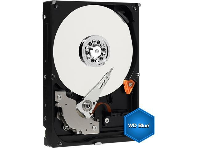 Western Digital Blue WD2500AAKX 250GB 7200 RPM 16MB Cache SATA 6.0Gb/s 3.5""