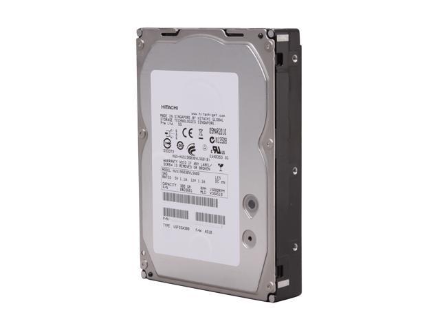 5b1d903a HGST Ultrastar 15K600 HUS156030VLS600(0B23661) 300GB 15000 RPM 16MB Cache  SAS 6Gb/s 3.5